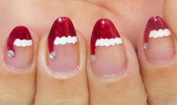 United In Beauty: Stiletto Nails
