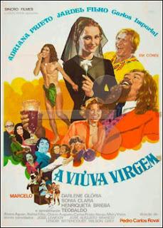 Download - A Viúva Virgem - DVDRip - AVI - Nacional