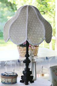 Sy en lampskärm