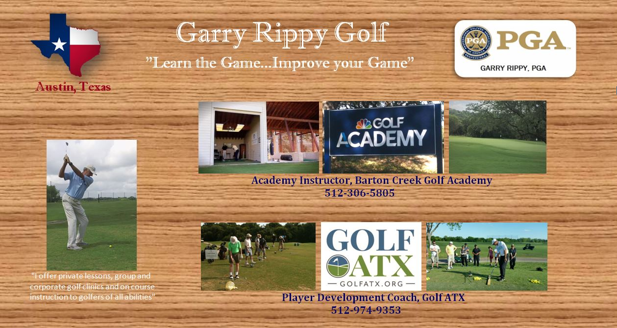 Rip One Golf- Golf Instruction, Golf Coaching, Golf Classes and Golf Lessons in Austin, TX