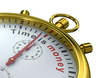 30 detik pun bisa dimanfaatkan dengan maksimal