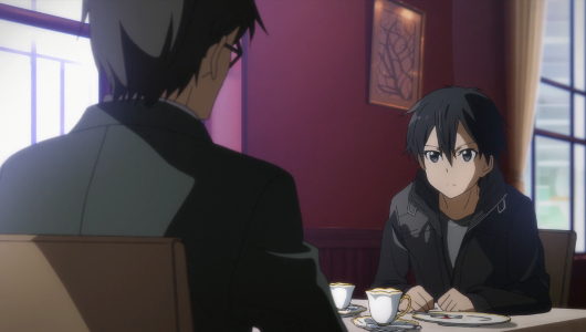 Recenzja anime Sword Art Online 2 (2014). Studio A-1 Pictures.