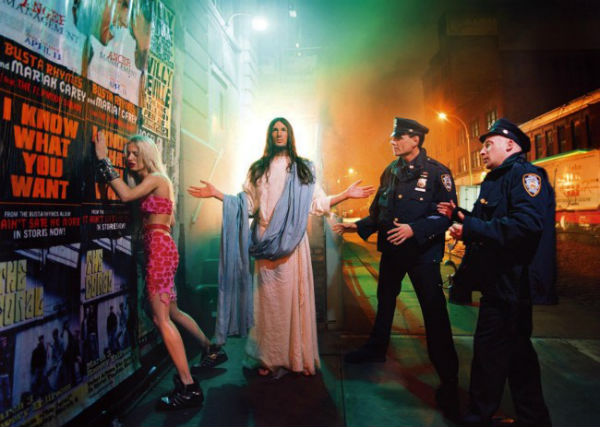 David LaChapelle, Intervention