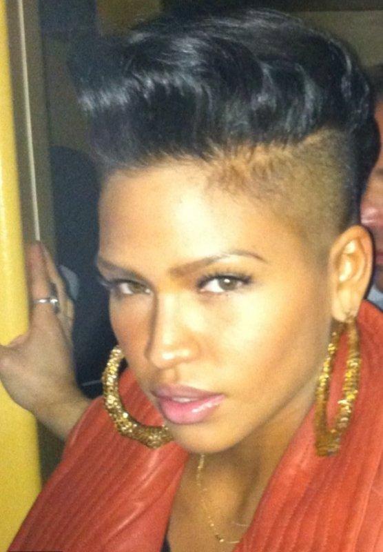 cassie new hairstyle. Cassie new hair cut !