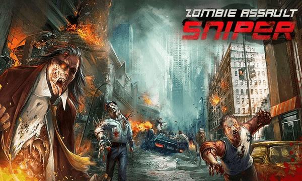 Screenshot Zombie Assault: Sniper