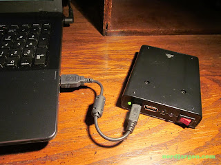 18650 Lithium-ion Based Battery Pack, Charging From Laptop