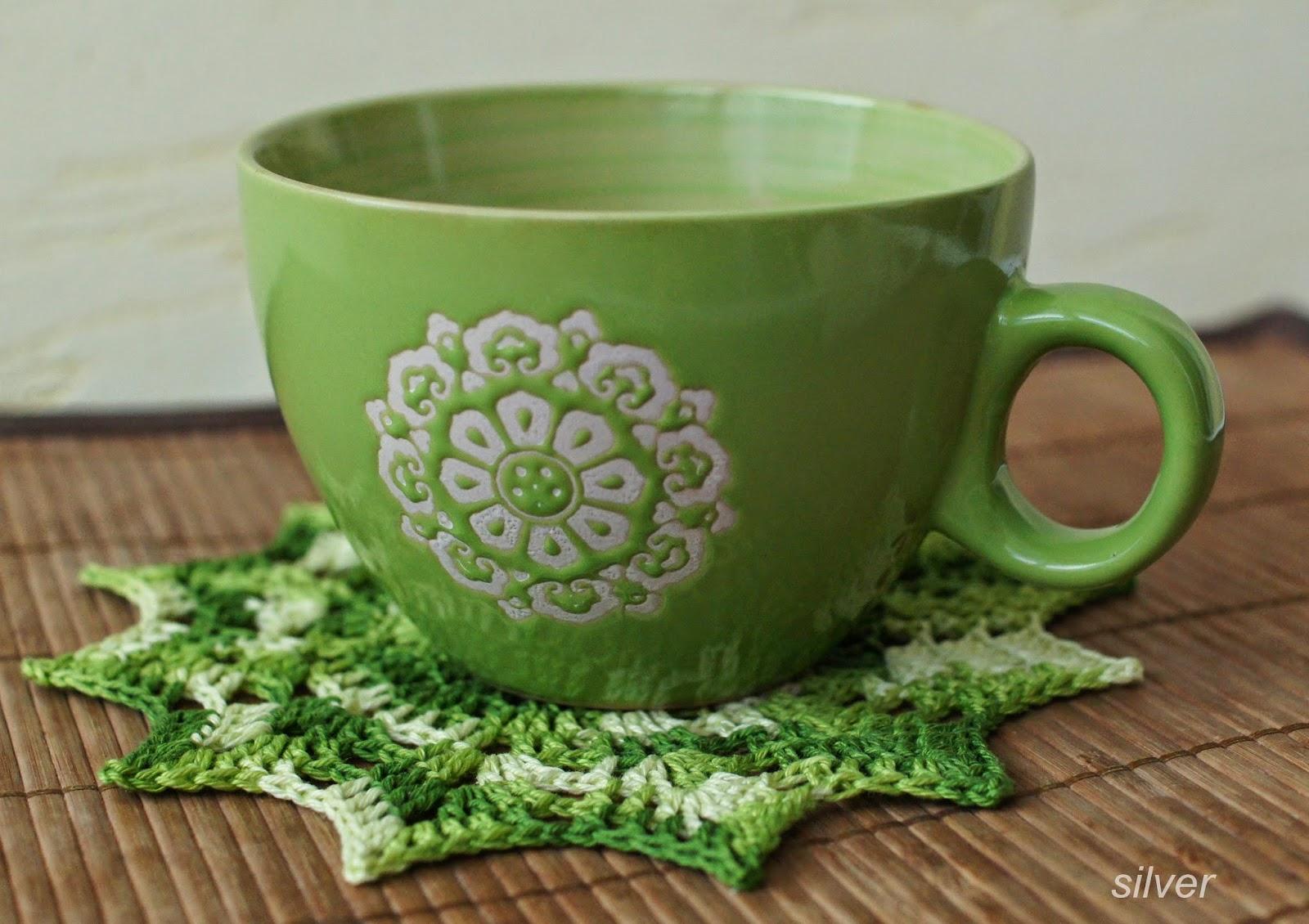 Alize Begonia melahge подставка салфетка