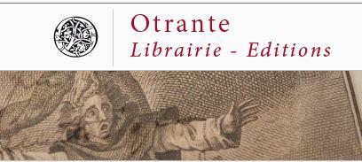 Les éditions d'Otrante
