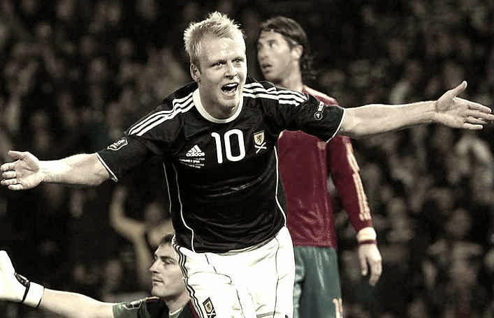 Scotland Euro 2016, the Scottish Football Blog