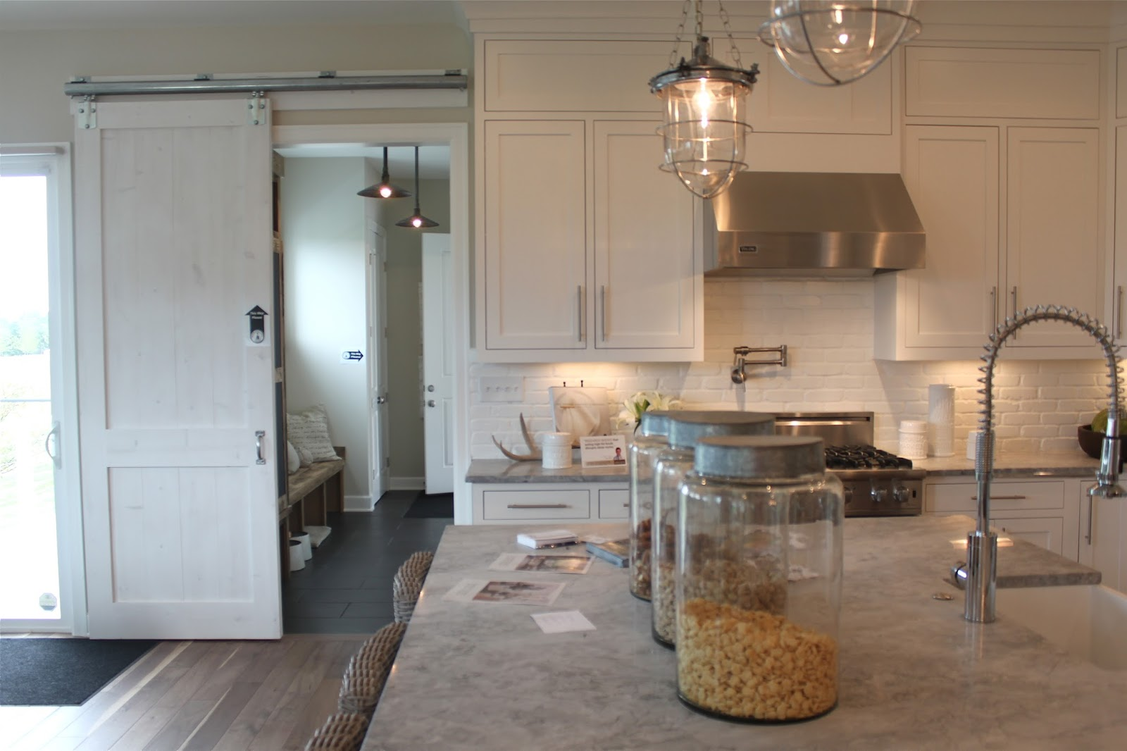 The fat hydrangea parade of homes house 2 favorite House beautiful kitchen of the year 2013