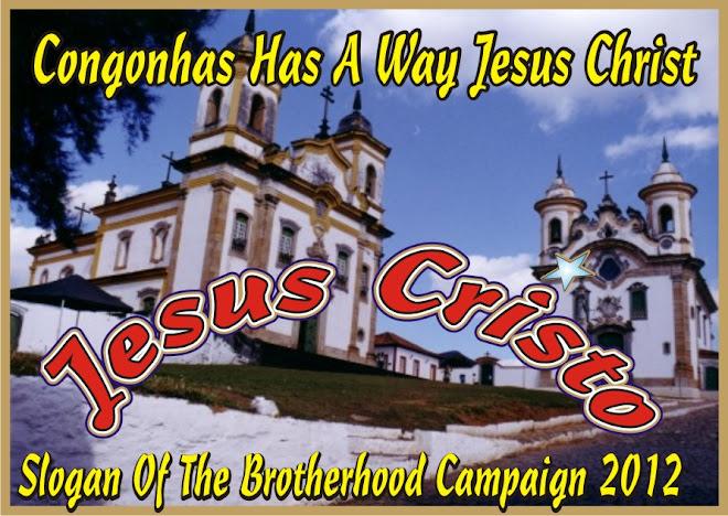 Congonhas Tem Jeito Jesus Cristo