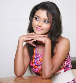 sri lankan upcoming actress dinakshi priyasad