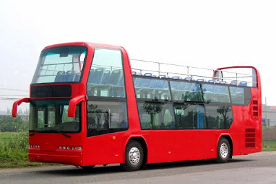 Bus Tingkat Pemprov DKI Jakarta
