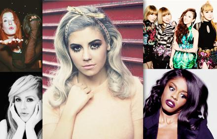 #news: The 5 best new acts that will be HUGE in 2013!