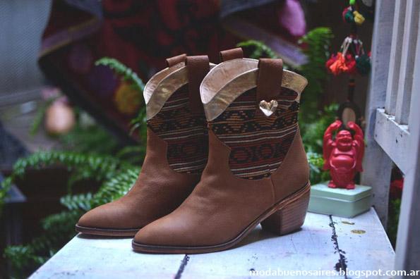 Zapatos Lomm otoño invierno 2013