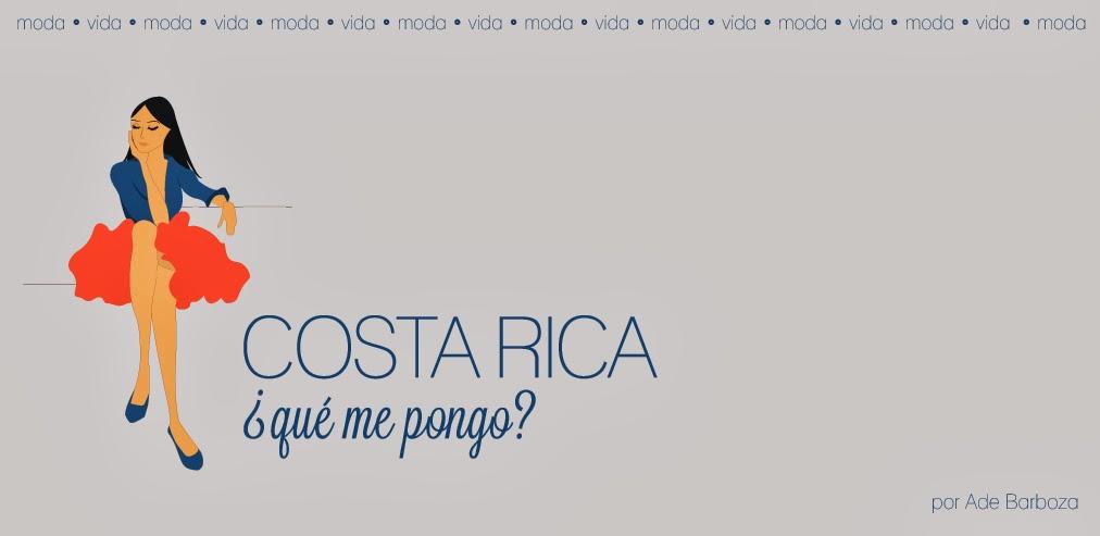 Costa Rica Qué me Pongo??