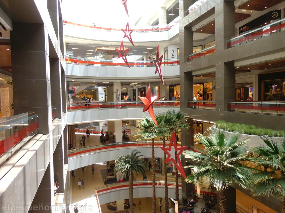 Mall, Mall Costanera Center, Providencia, Santiago de Chile, Chile