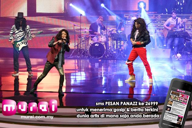 Malaysia, Berita, Gossip, Gosip, Hiburan, Selebriti, Artis Malaysia, Corat-Coret, Menarik, Anugerah Lawak Warna 2013