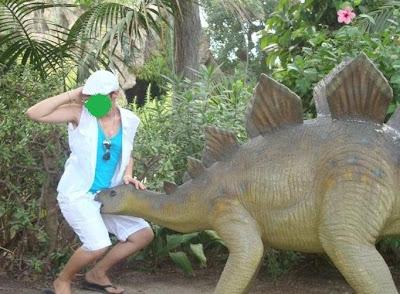 Dinosaurio humor