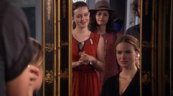 Minute... this Gossip girl episode 21 seder anything love this