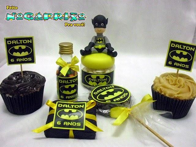 Mimos e Guloseimas - Batman