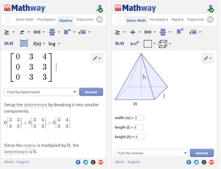 Math homework help slader