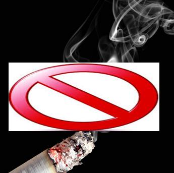 Jangan merokok.