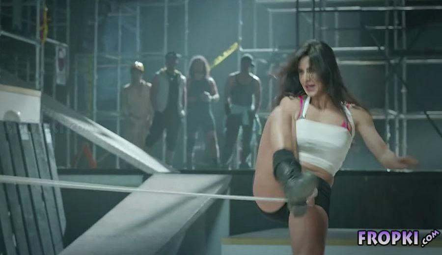 Aksi Hebat Katrina Kaif Dalam Dhoom 3
