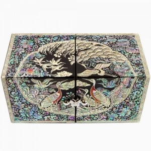 Korean Gift Ideas Korean Traditional Mini Jewelry Boxes
