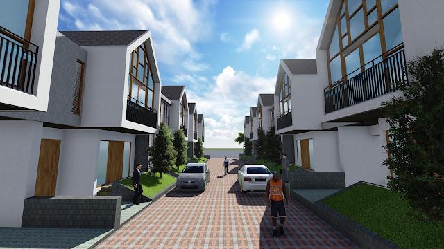 Rumah dijual type Raflesia di Pondokcabe