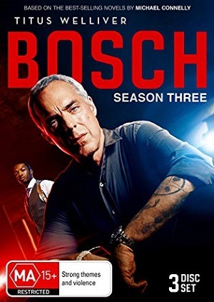 Série Bosch - 3ª Temporada 2017 Torrent