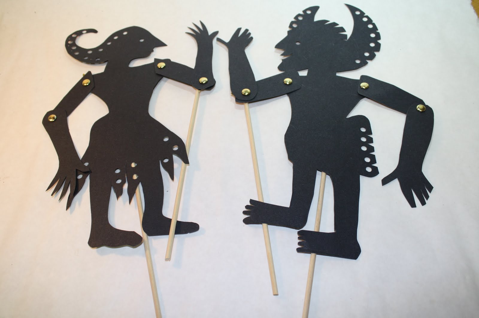 Heidi Boyd: Playing with Shadow Puppets