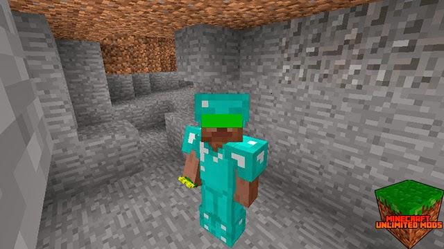 Night Vision Mining Hats Mod Minecraft