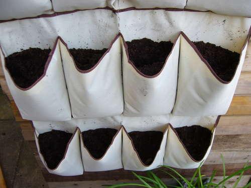 Mochitown una huerta con encanto for Como hacer una zapatera