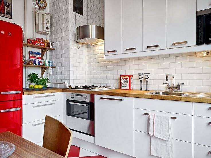 Wn trza zewn trza blog wn trzarski na celowniku czerwony for Metro tiles kitchen ideas