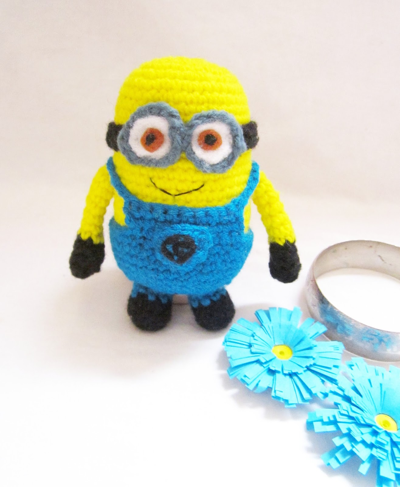 Amigurumi Fan Club Minion : Amigurumi Minion :) - A little love everyday!