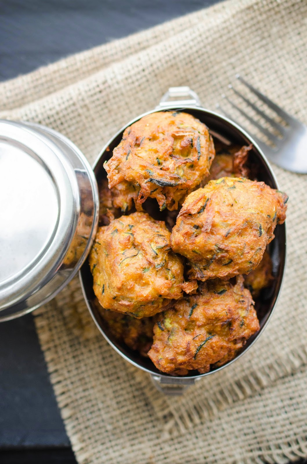 Zucchini and onion bhajis indian spiced zucchini and onion fritters its been a good season for zucchini then again when is it not a good season for zucchini this year i thought i was prepared for them forumfinder Gallery