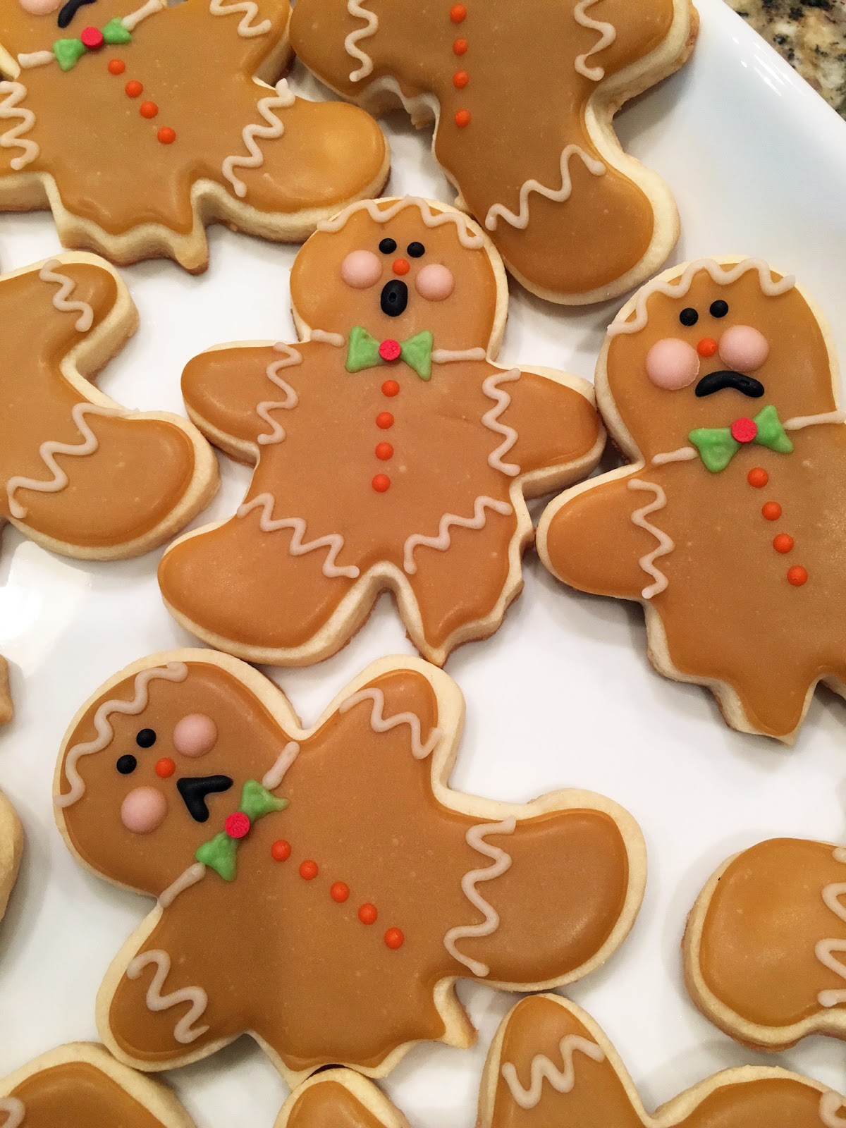 It is a graphic of Genius Ginger Bread Images