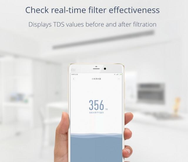 Xiaomi Mi Water Purifier - Preço, informações e fotos