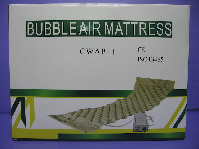 2. Bubble type ripple mattress 泡状预防褥瘡床墊