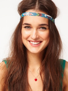 asos aztec headband thumb - Yazl�k Sa� Band� �nerileri