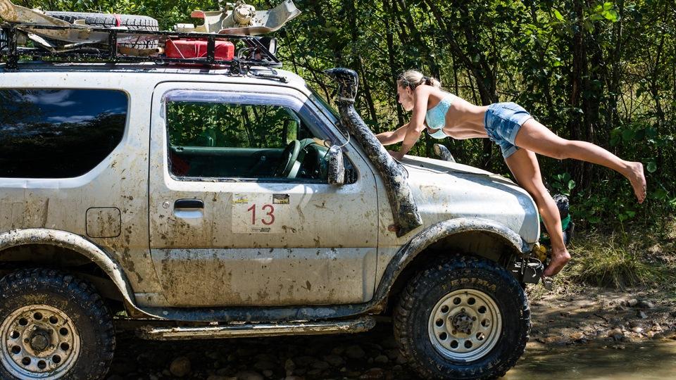 Suzuki Jimny, fotki, panny, samochody terenowe