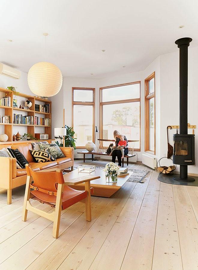 my scandinavian home a very cool toronto apartment. Black Bedroom Furniture Sets. Home Design Ideas
