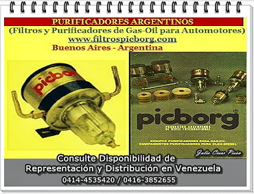 Purificadores de Gas-Oil - Picborg