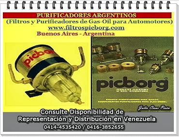 Purificadores de Gas-Oil - Picborg