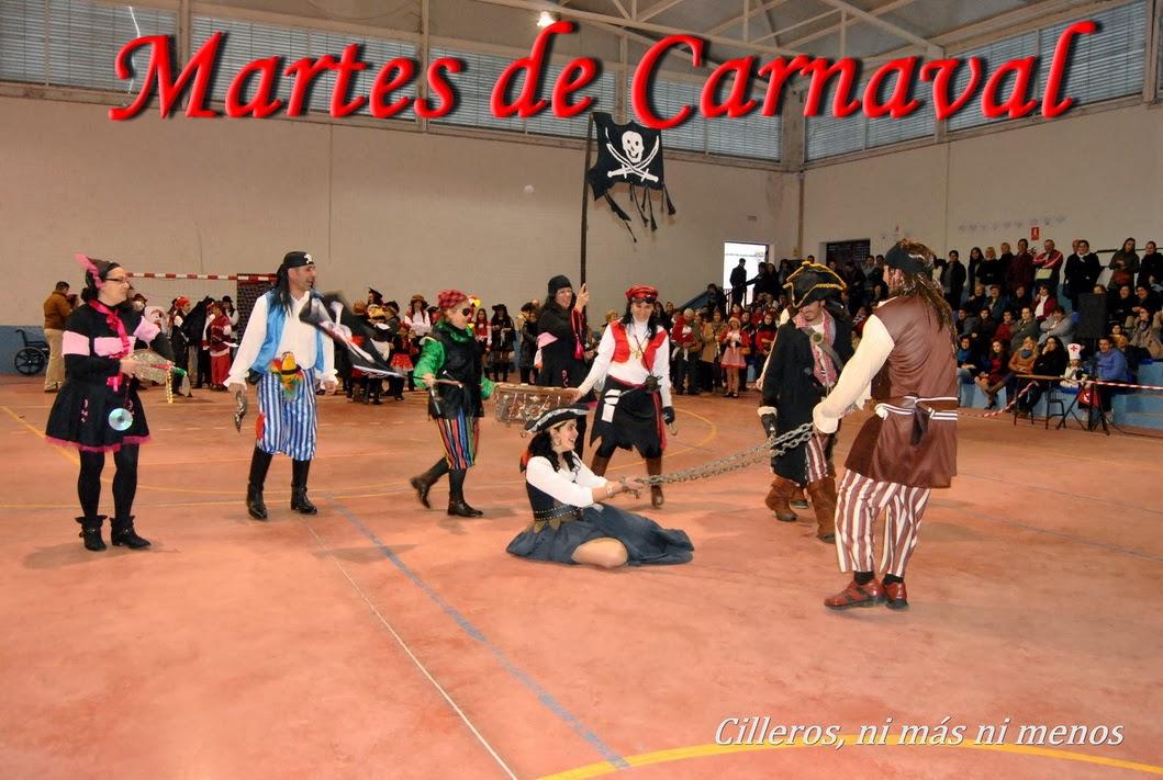MARTES DE CARNAVAL 2014