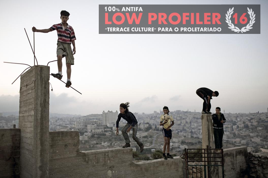 LP16 | Terrace Culture para o Proletariado.