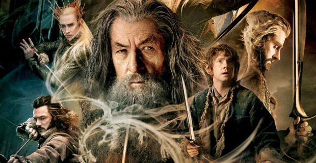 The Hobbit: The Battle of the Five Armies Fragmanı