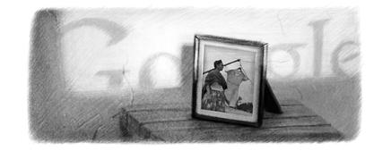 Manuel Alvarez Bravo's 111st Birthday