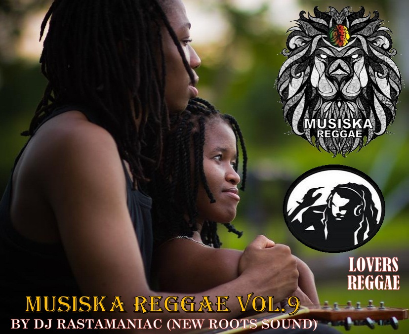 Rootstyle Reggae V A Musiska Reggae Vol 9 By Dj